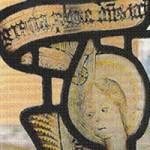 Head of Virgin Mary from an Annunciation